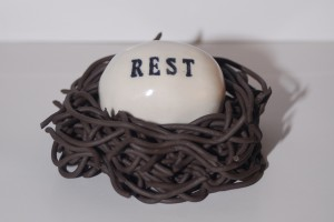 "Nest: ""Rest"" by Cathy Ward"